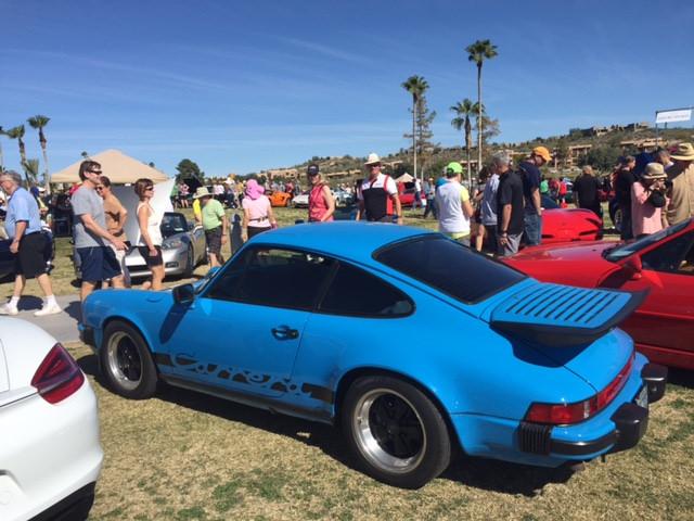 Las Vegas Region Porsche Club Of AmericaPicture Of The Week - Fountain hills car show